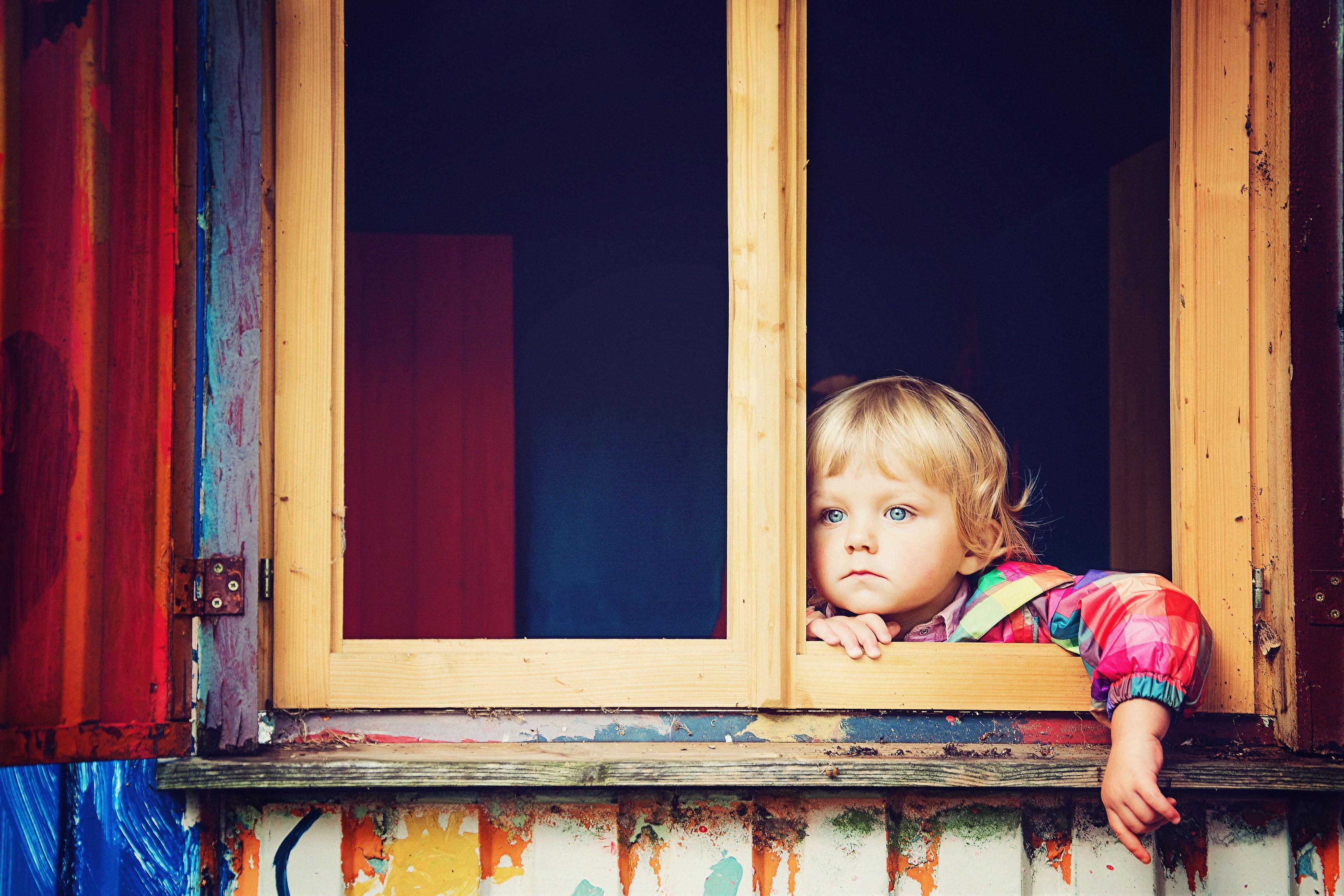 Kleinkind fragt sich, was hat Online-Coaching mit der digitalen Transformation zu tun?